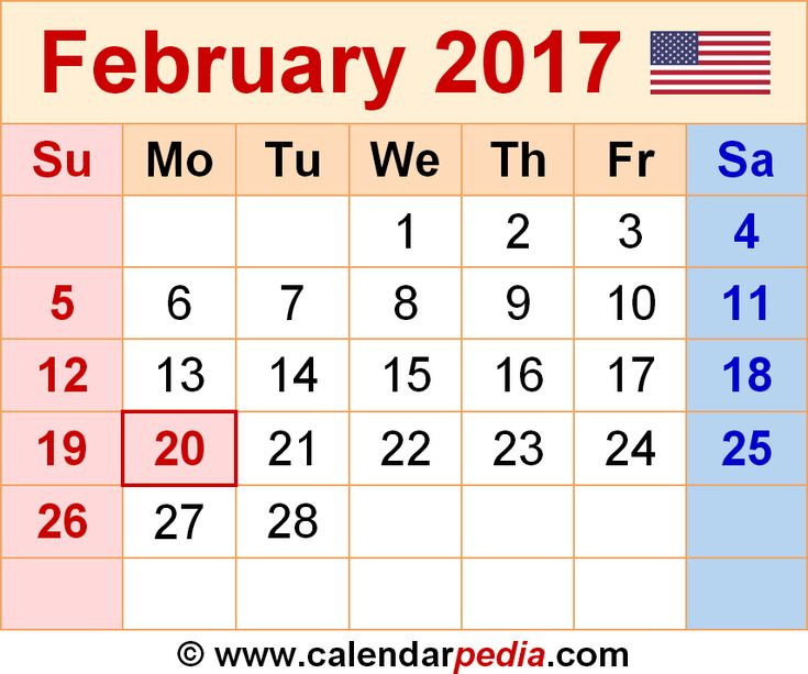Best 25+ Feb 2017 calendar ideas on Pinterest Full moon feb 2017 - countdown calendar templates