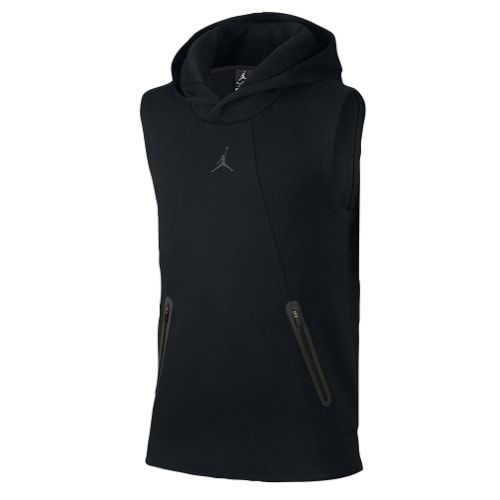 Jordan Ultimate Flight Fleece Sleeveless Hoodie - Men's at Champs Sports