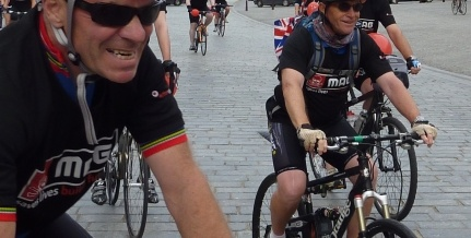 D-Day Cycle Challenge, 18-23 June 2013. http://www.maginternational.org/supportmag/overseas-challenges/dday-cycle-challenge/