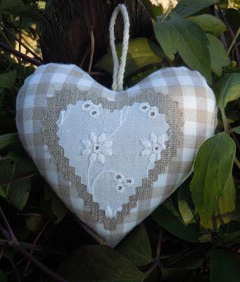 Christiane KOCH Créatrice de coeurs en Alsace: Coeur nature