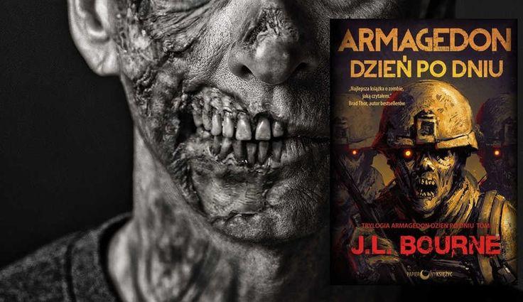 #review http://magicznyswiatksiazki.pl/armagedon-dzien-po-dniu-j-l-bourne/