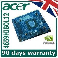 4659HIBOL12 - Servicio de reparación Tarjeta gráfica  - Acer Aspire 5520G 5710G 5920G 7520G