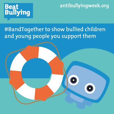How can you help bullied children and young people?