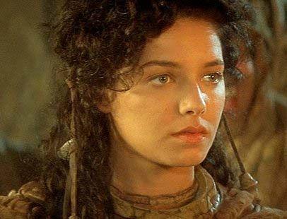 Mili Avital as Sha'uri | Stargate