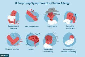 GLUTEN ALLERGY SYMPTOME: Symptome einer Glutenallergie ...