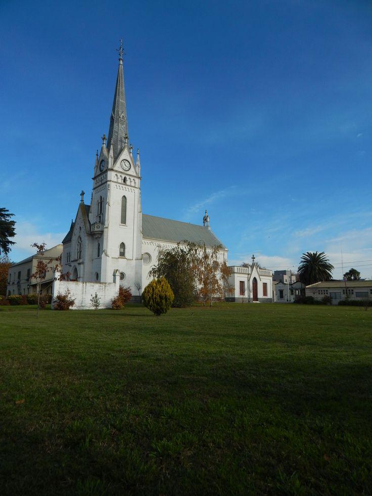 Iglesia de Santa Ana, Tandil