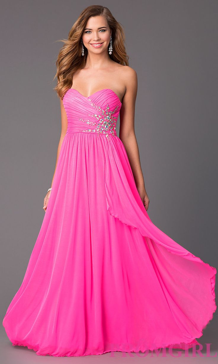 The 10 best Neon Homecoming Dresses images on Pinterest | Neon ...