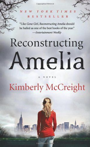 Reconstructing Amelia: A Novel by Kimberly McCreight | An academic overachiever at a private high school accused of cheating has jumped to her death. Or did she? The story of a mother's struggle to vindicate the memory of her daughter to discover the events that lead to her death.