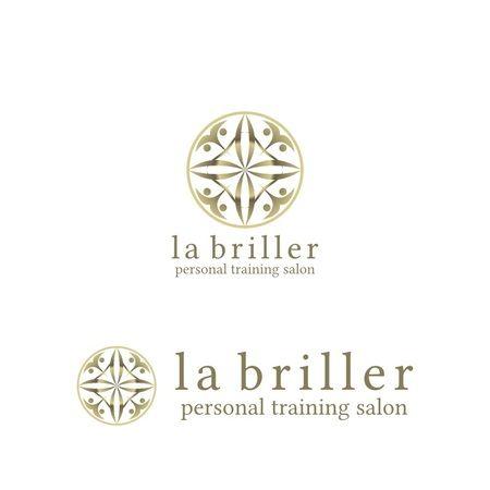 Yolozuさんの提案 - 美容 personal training salon Ia briller ラ ブリエ の ロゴデザイン宜しくお願いします! 女性専用 セ | クラウドソーシング「ランサーズ」