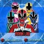 Jogo de Power Rangers - Mask Lab