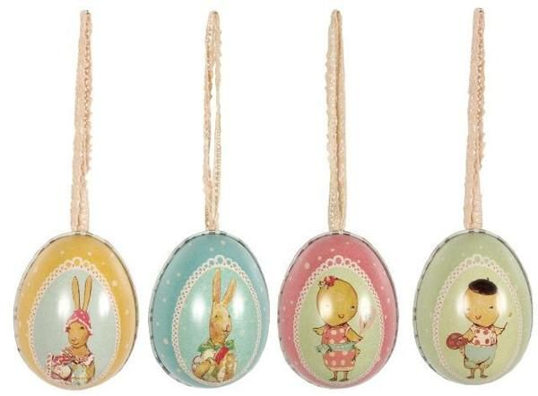 Maileg tin eggs.  Fill them up with yummy chocolate!
