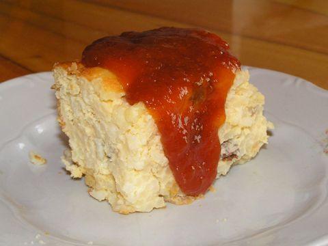 Finom és Clean desszert: Túrós-mazsolás rizskoch recept. Nyammi :)