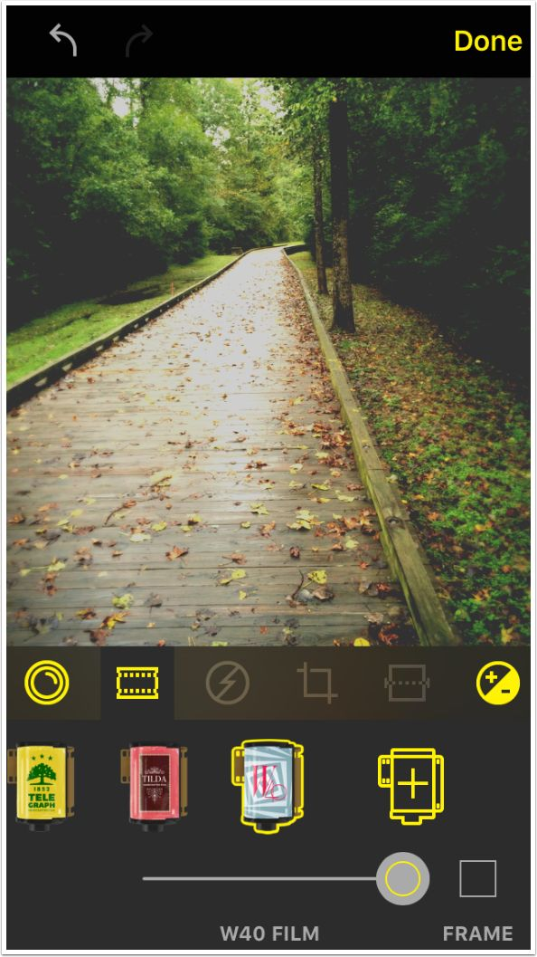 Mobile Photography Tutorial – Hipstamatic 300 Part 2: No longer A Toy Camera