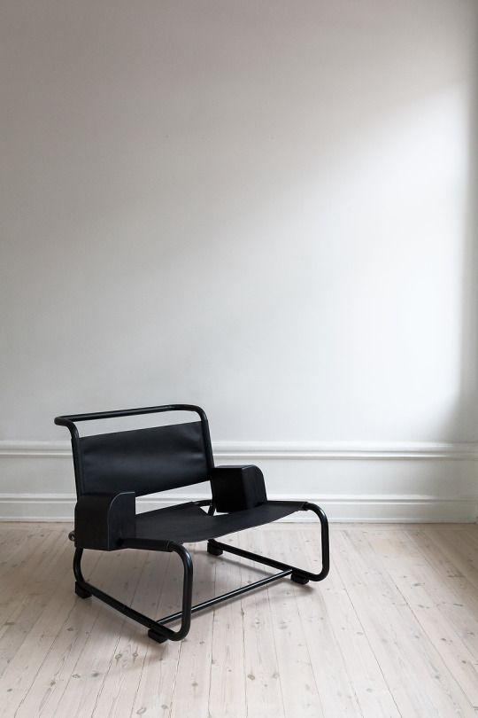 vima lounge chair is a minimalist design created by designer haha sthlm the vima lounge chair is proof of how great engineering can be