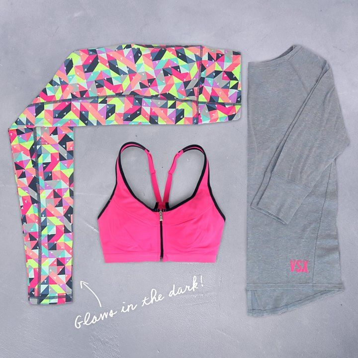 Standing out from the crowd. #IDeserveIt | Victoria's Secret Sport