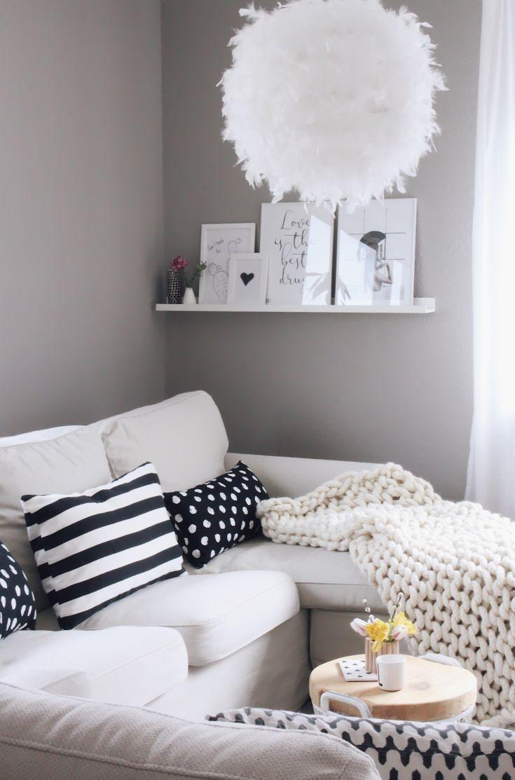 822 besten wohnzimmer skandinavisch bilder auf pinterest 1920er arredamento und badezimmer. Black Bedroom Furniture Sets. Home Design Ideas