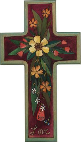 Cross Plaque