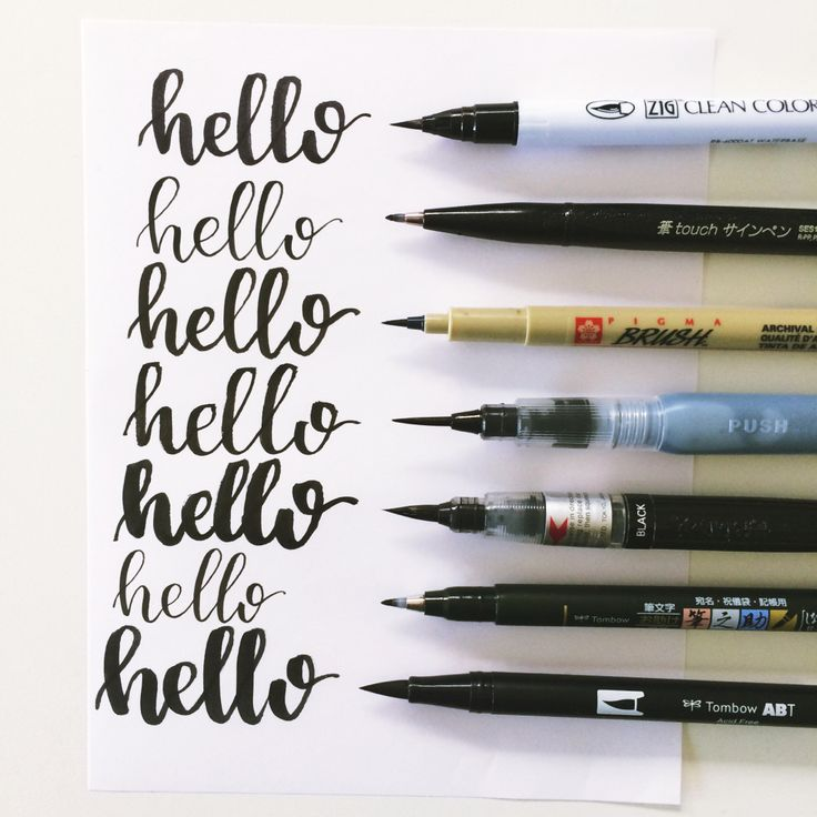 Curated lyssarts handlettering tips tricks ideas by