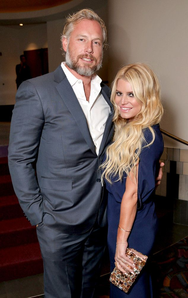Eric Johnson & Jessica Simpson: Movie Premieres: Red Carpets and Parties!