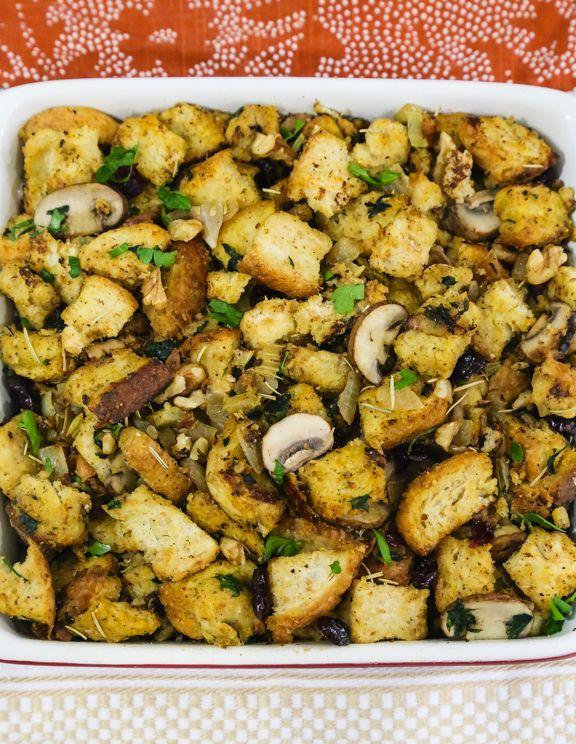 259 best a vegetarian thanksgiving images on pinterest for Vegetarian christmas stuffing