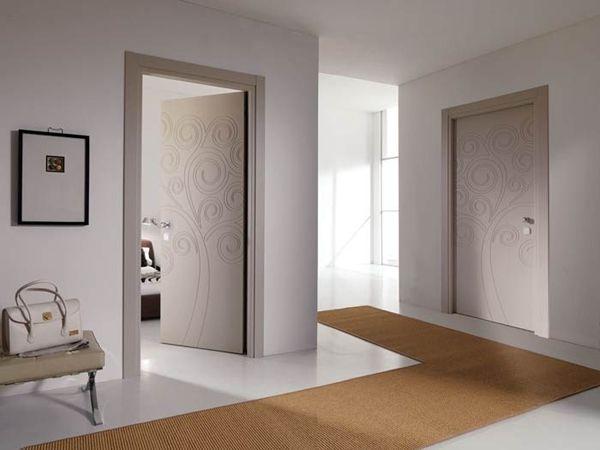 Progettazione produzione e commercializzazione di porte - Porte interne contemporanee ...