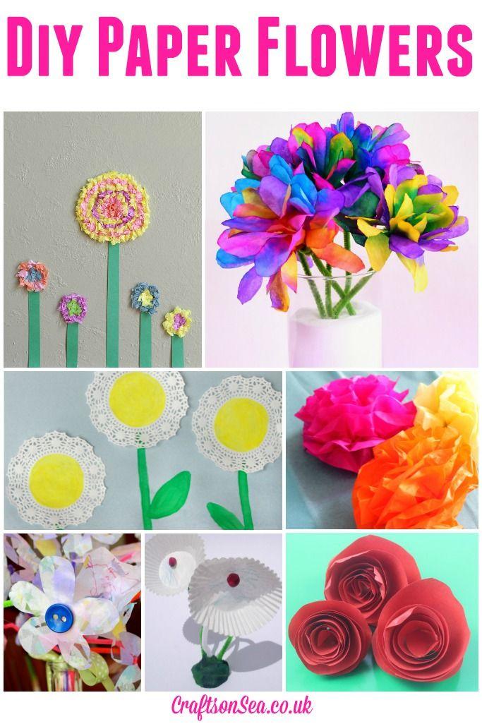17 beste afbeeldingen over kids projects op pinterest for Diy paper crafts tutorials