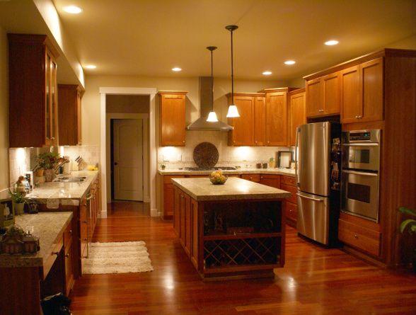 Hardwood Flooring Ideas Kitchen