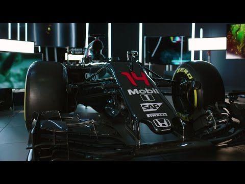 McLaren-Honda reveal their new F1 car - video
