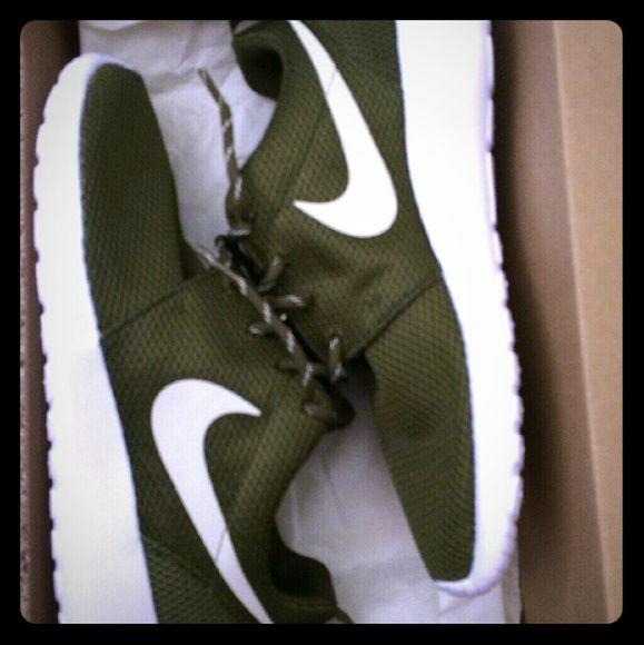 new styles bca52 f6d66 Nike Free 4.0 V3 Women Running Olive Khaki White Volt 1522 best shoes  images on Pinterest ...