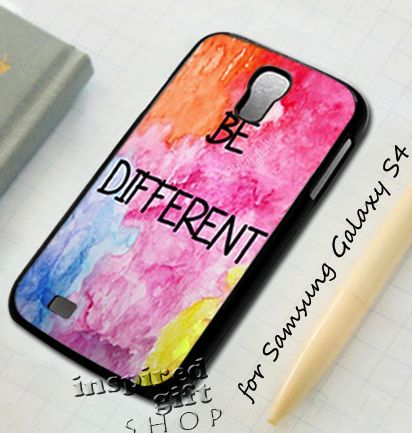 Be Different - Samsung Galaxy S4 case