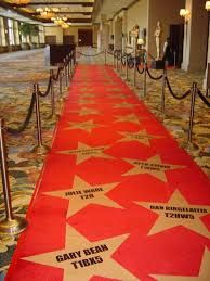 1000 ideas about hollywood theme decorations on pinterest for Award ceremony decoration ideas