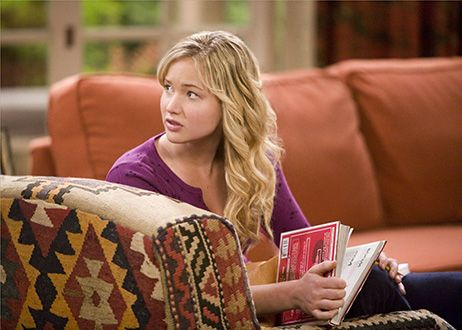 I bought the first season of The Bill Engvall Show solely because Jennifer Lawrence is in it. I might be just a tiny bit obsessed.