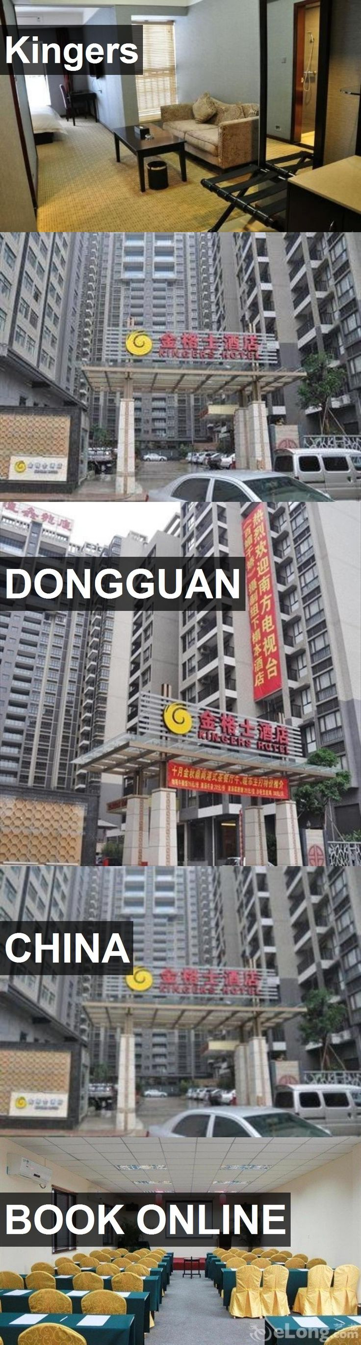 Hotel Kingers in Dongguan, China. For more information, photos, reviews and best prices please follow the link. #China #Dongguan #travel #vacation #hotel
