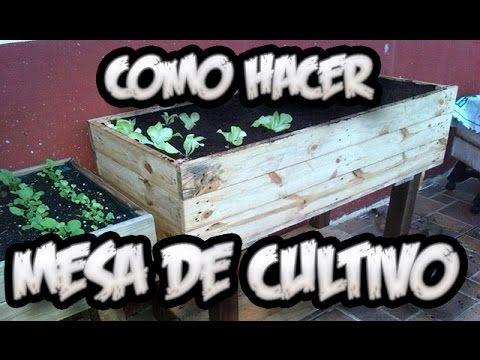 Como+hacer+una+mesa+de+cultivo+con+palets