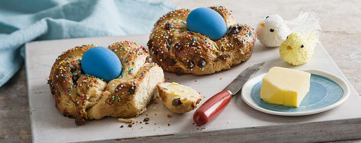 Easter bread is a favourite festivity among many families