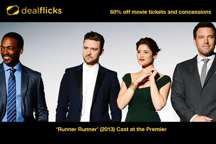 'Runner Runner' (2013) Cast