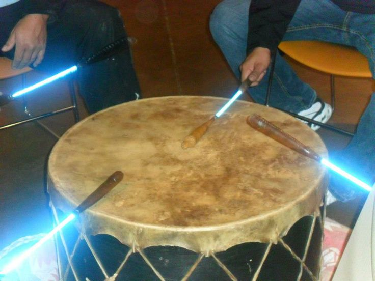 Drum group welcoming to the Membertou FN