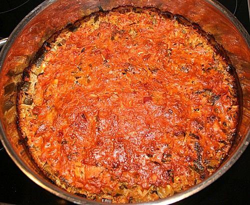 Reistopf aus dem Backofen, ein gutes Rezept aus der Kategorie Gemüse. Bewertungen: 10. Durchschnitt: Ø 4,0.