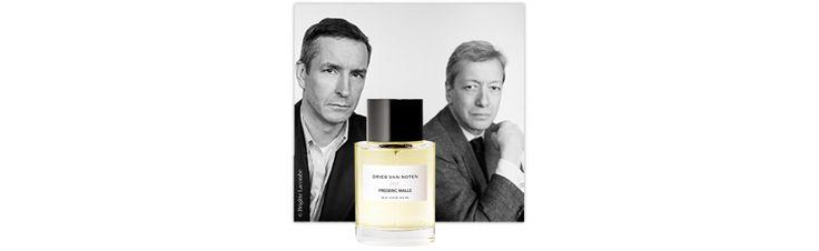 Jamais Dries Van Noten, n'avait collaboré à un parfum… Mais c'était sans compter sur Frédéric Malle, et son impérieuse envie de capturer l'univers du créateur dans u
