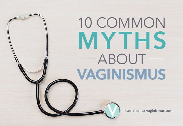 how to know if you have vaginismus