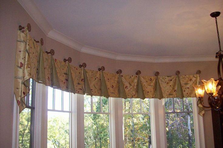 Bow Window Treatments Use Bow Window Treatments To