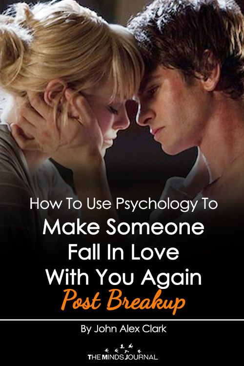 make a man fall in love psychology