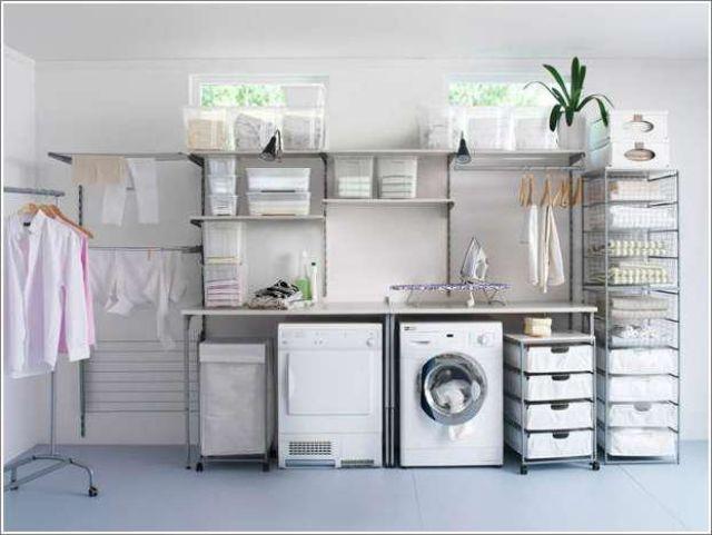 Så får du ordning i tvättstugan! 13 smarta tips