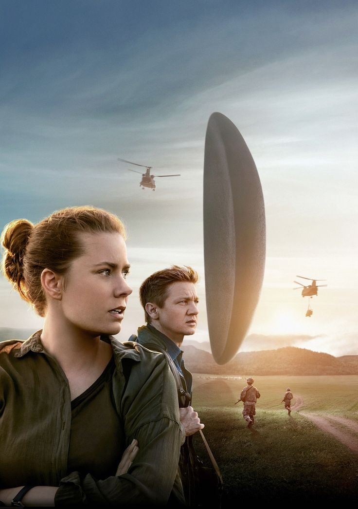 Arrival Official Poster No Text version.