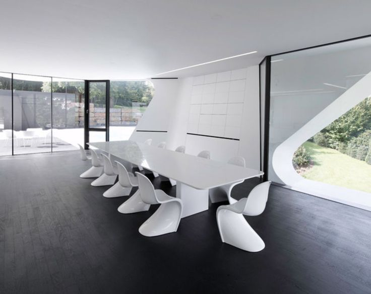 Best Futuristic Houses Images On Pinterest Architecture