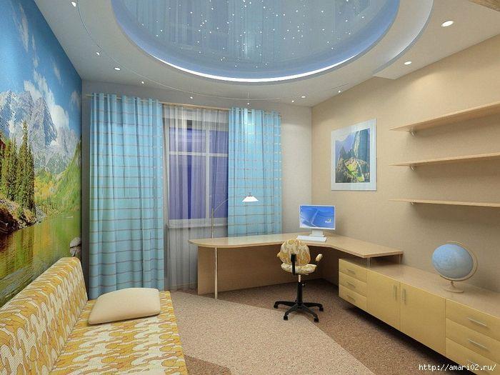 Дизайн детской комнаты фото - Фотогалерея