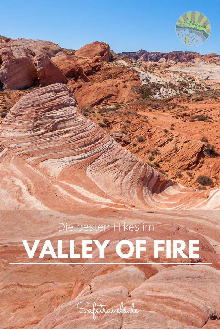 Frisch bebildert und neu überarbeitet: Tipps zum Wandern und Campen im Valley of Fire, inkl. unserer Lieblingshikes und einem Geheimtipp, mit dem Du viel mehr als nur die Fire Wave entdecken kannst.