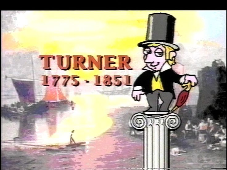 Animated movie on Turner showing his growth from Darkly Classical to Light and Modern. For students or anyone interested in art and artists. https://vimeo.com/75696870