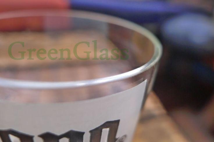 Vaso cerveza Corona reciclado