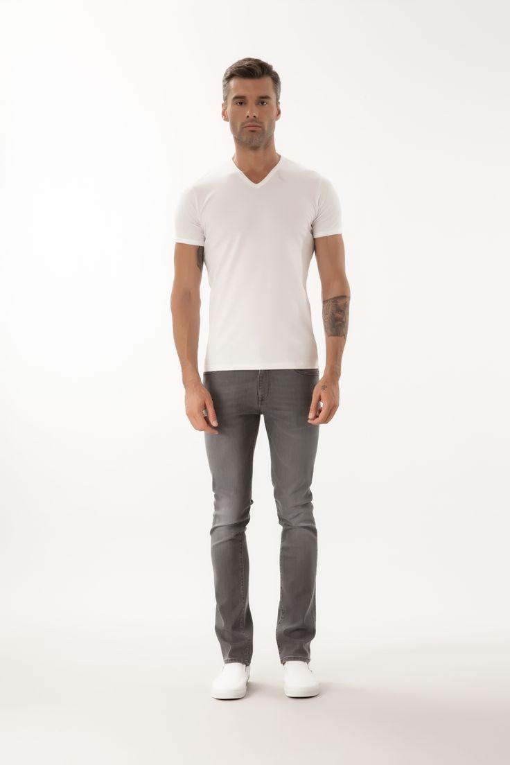 Johnny / Slim Fit  #denim #CrossJeans